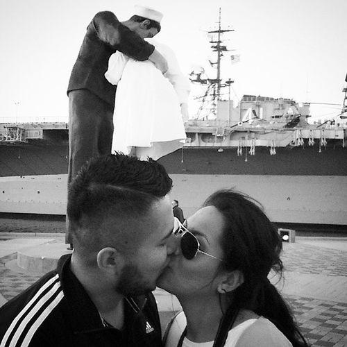 El beso! Tikiş Amor Infinity Tuyyo Juntos Forever