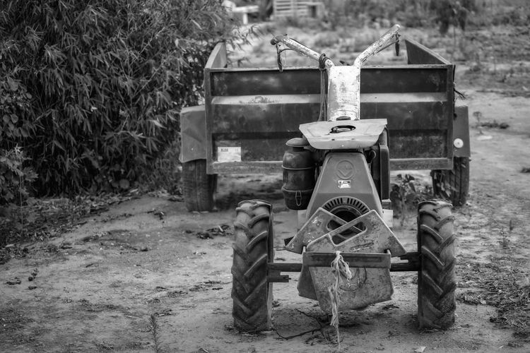 campesino #Labrador Blackandwhite EyeEm Selects EyeNemBlackandWhite EyeEm Gallery Eye4photography  Bnw Bnw_friday_eyeemchallenge #bnw_ignafotos Field Agricultural Equipment Machine Agricultural Machinery