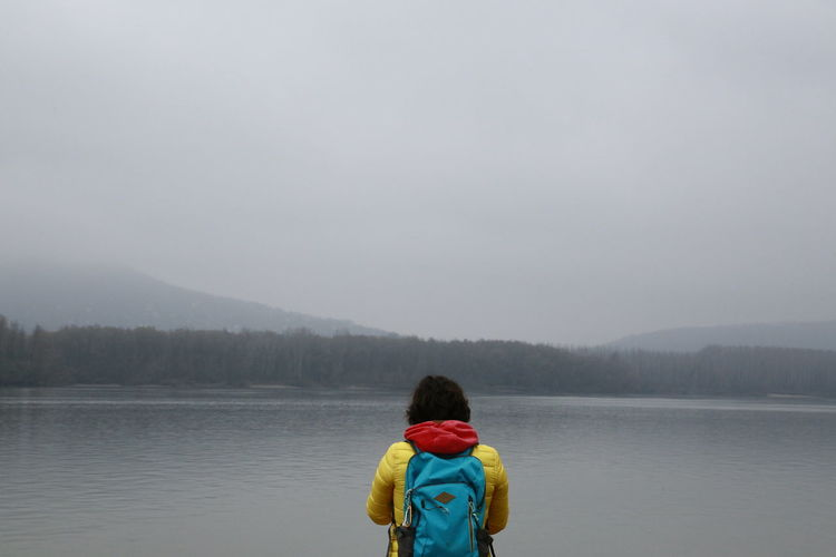 Alone Riverside