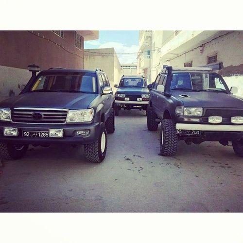 Toyota Hdj100 Hdj80 Turbodiesel sousse tunisia 4x4 4l2 4wd