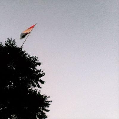 AmateurPhotograph Photograph Art Goodmorning auto_focus Another flag Indonesia landscape_captures loveislove landscape Nature Sky Blue