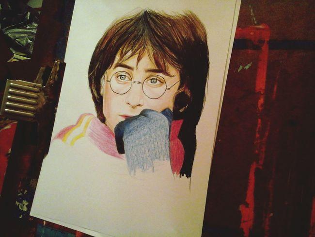 Portrait Person Home Interior Human Eye Art, Drawing, Creativity Harrypotter