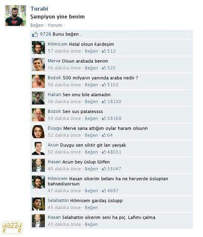 Turabi Acunmedya Acun Facebook Komik Merve Hakan Hasan Duygu Survivor
