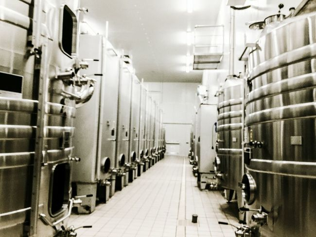 France Champagne France Champagne Blackandwhite Champagne Production Black And White Black And White Photography Blackandwhite Photography Black & White Champagne Tanks