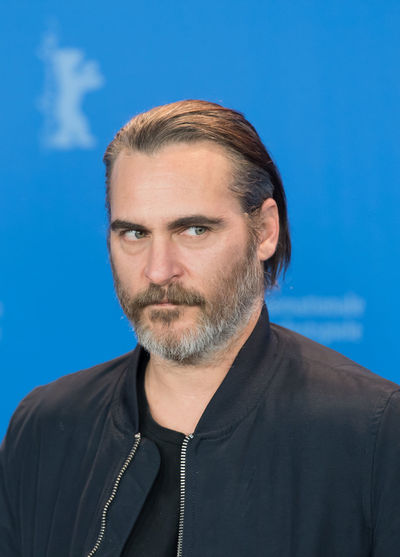 Berlin, Germany - February 20, 2018: US actor Joaquin Phoenix poses at the 'Don't Worry, He Won't Get Far on Foot' photo call during the 68th Berlinale International Film Festival 2018 Actor American Artist Famous Film Festival Joaquin Phoenix Photocall Press The Media Arts Culture And Entertainment Berlinale Berlinale 2018 Berlinale Festival Berlinale2018 Berlinale68 Entertainment Entertainment Event Headshot Mass Media One Person Photo Call Popular Pose Posing Posing For The Camera