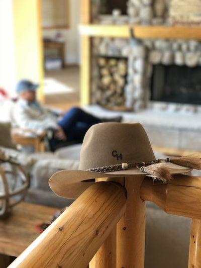 Western cowboy hat with horse hair braid Branded Burned Burnished Cowboy Gear Akubra Close-up Cowboy Hat Horse Hair Braid Rancher Western