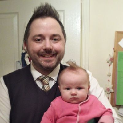 Edelyn and I Babym 3months