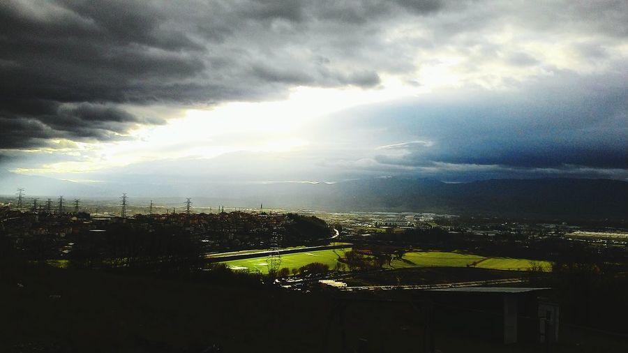Güneş doğarken tepelerin ardından Hizirilyastepesi First Eyeem Photo