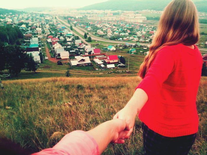 любимый город ВИД СВЕРХУ подруга Friend ♡