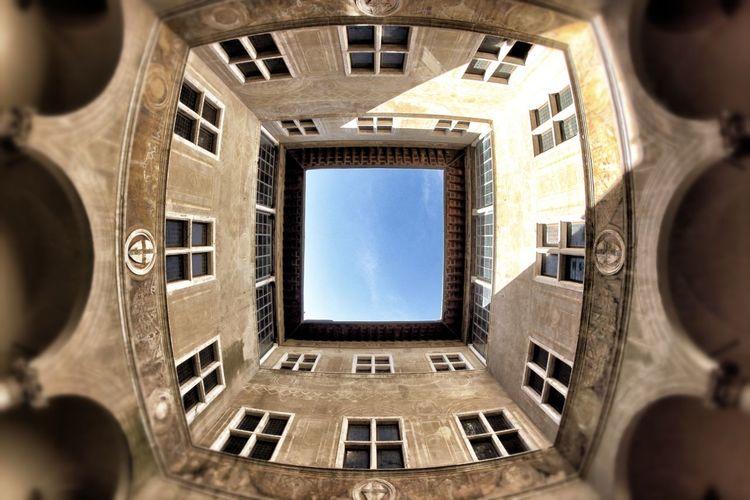 Architecture Palazzo Piccolomini Pienza Renaissance Buildings Siena Siena Country Tuscany Val D'orcia BYOPaper!