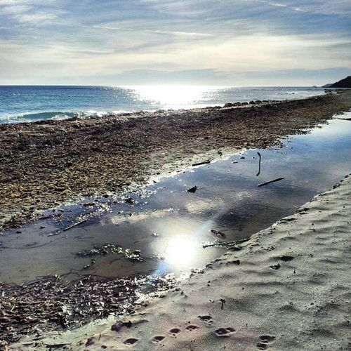 LesSalins Sainttropez Beach Sea Mediterranée sand
