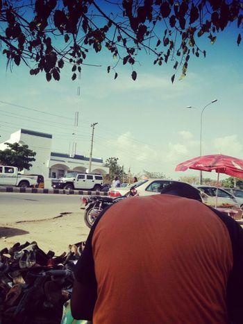 Roadside, lokoja