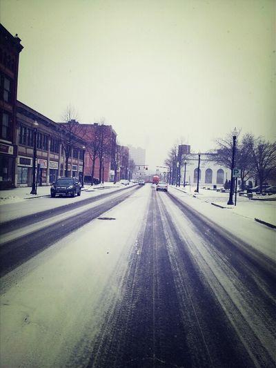 "So yeah its snowing in meriden ""Beautiful:,"" :3"
