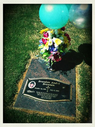 My Older Brothers Grave