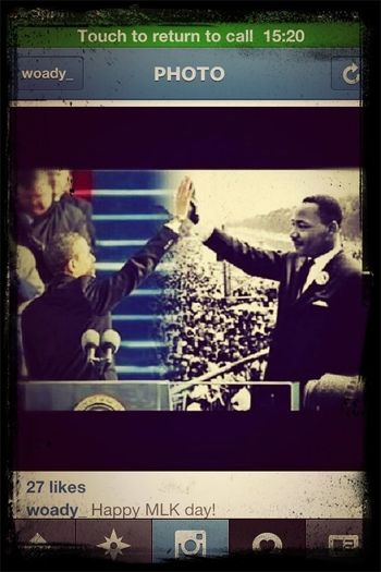 Yes We Can & The Dream