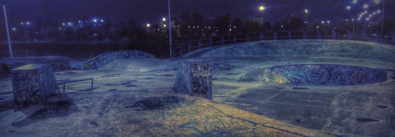 Skatepark Skateboard Loprado Underground