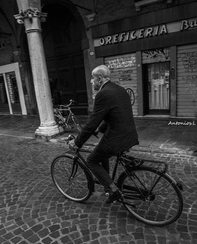 City Full Length Bicycle Men Politics And Government Cycling Architecture Building Exterior