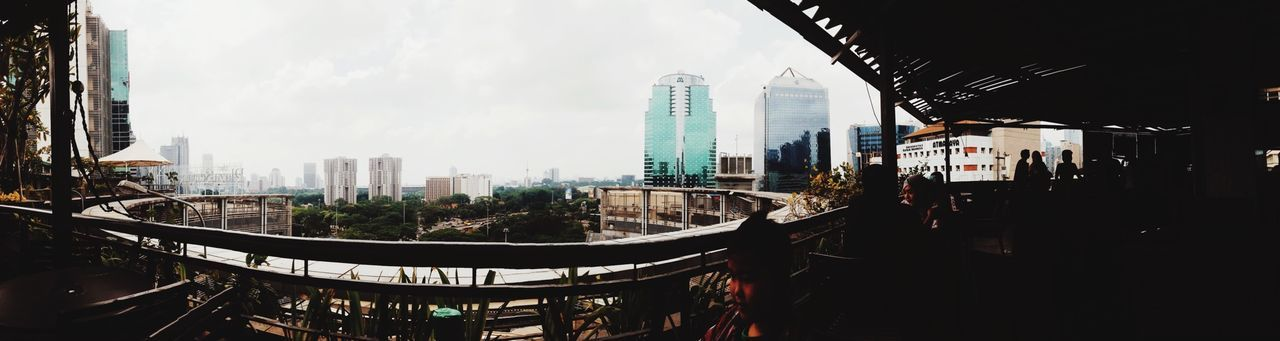 How's The Weather Today? Clear weather on Jakarta city! Panorama Skyporn Sky Weather Jakarta EyeEm Best Shots IPhoneography Iphonesia INDONESIA