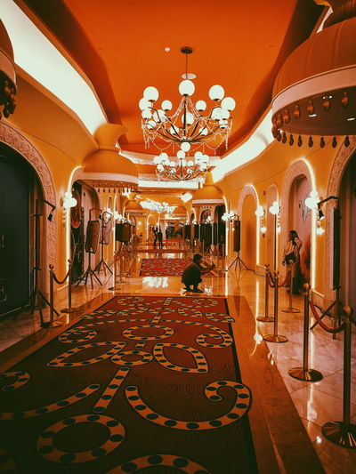 Okada Philippines Indoors  Arts Culture And Entertainment Travel Destinations Peoplearepeople Hotel Life