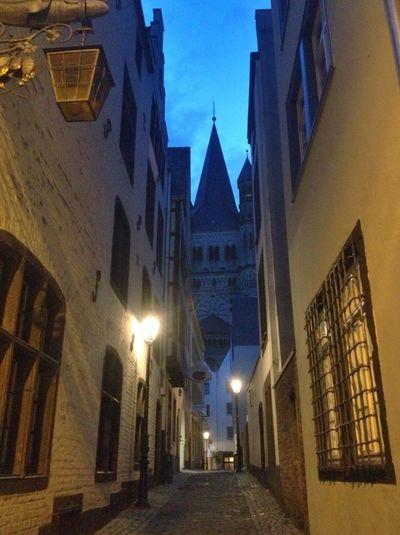 Köln - Groß St.
