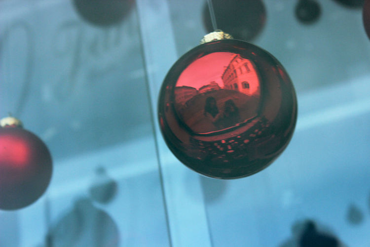 Close-up Glass Glass - Material Ideas Indoors  Red Selective Focus Shiny