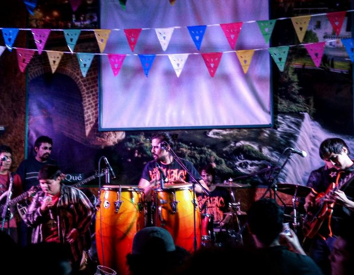 los chapillacs Concert Peru Music Cumbia