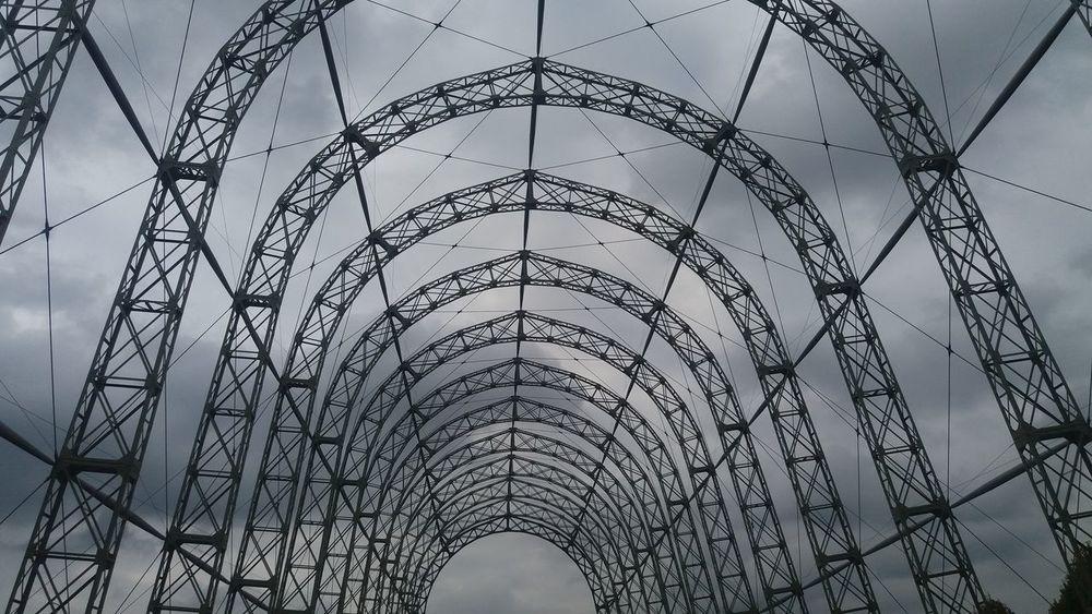 Architecture Blimp Airship Hanger