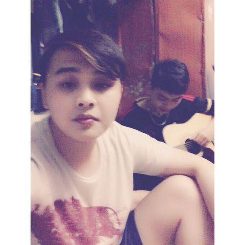 Selfie :P