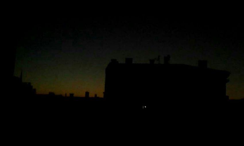 05.11.15 Nofilter NoLights Noelectricity Candellight By Candlelight Mum Gözyüzü ışık ışıksızlık Shadow Beautiful Sky Nature