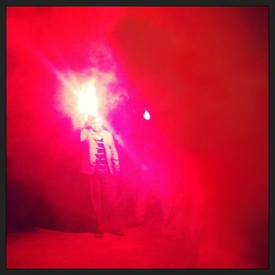 New Year Celebration Home Family Fire Works Chaktai Chittagong Instagram