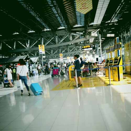 A vagabond life. Bangkok Thailand Traveltheworld Suvarnabhumi Airport Feel The Journey Vagabond