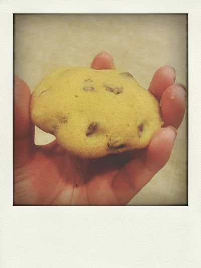 Chocolate Chip Cookie ♥ Baking Cookies Madefromscratch Homemade Cookies