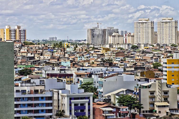 Cityscapes Colour Favela Realpeople Salvador Salvador Bahia Street Streetphotography Vintage