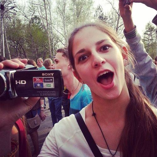 1мая Паркгагарина камера оченьстранно простизафото