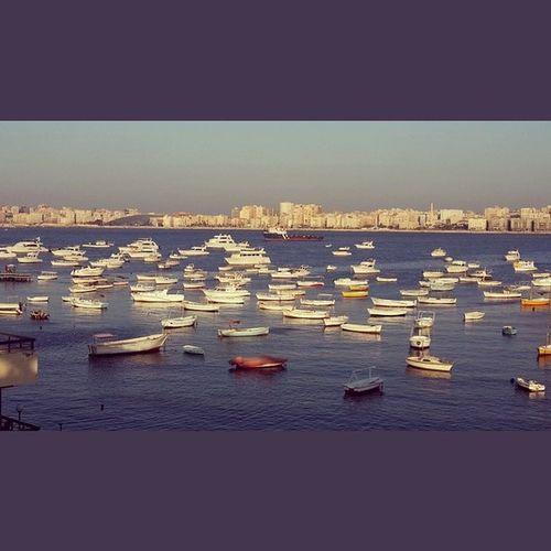 This is Egypt Alexandria GreekClub Bahary Boats Yachts Eid NoMoreSiam