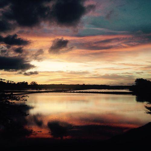 Nature Naturelovers Sunset Bohol Macaas