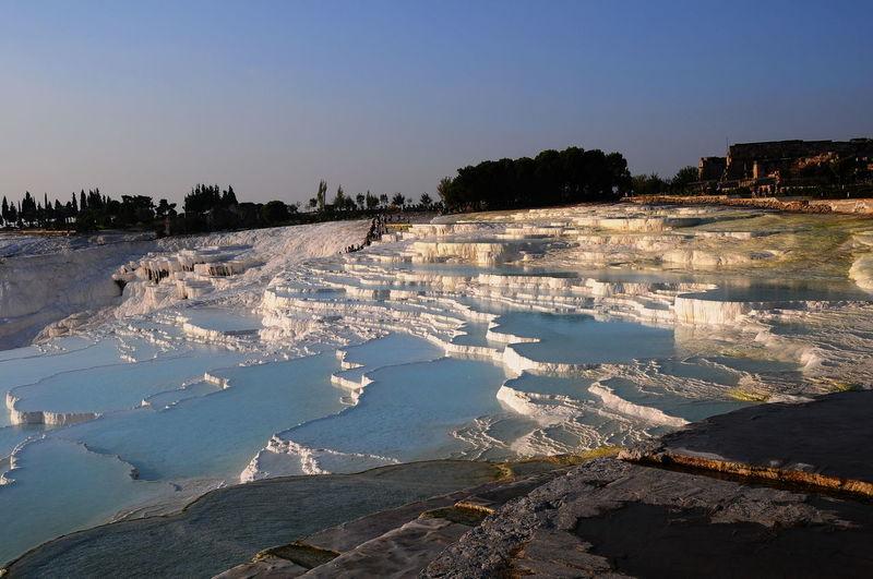 sinter03 Like Ice Sinter Like Ice Sinter Terrace Sinter Terraces Turkey