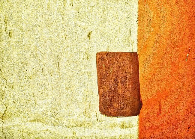 Minimalism Minimalism No People Textured  Pattern Day Backgrounds Close-up Full Frame Orange Color Textured Effect