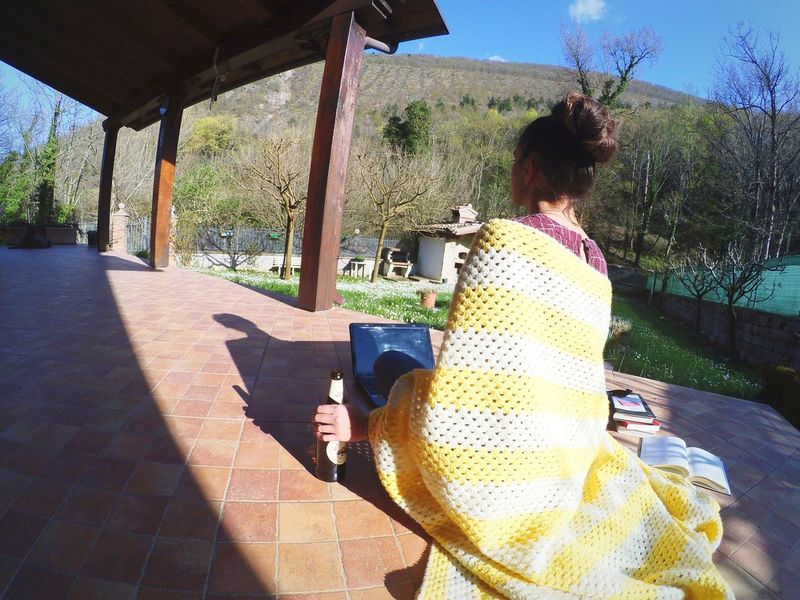 Things I Like: good books, a beer, sun, peace. Home. Places I've Been Everything In Its Place Relaxing Moments Relax Nature Nature_collection Nature On Your Doorstep Marche Region Marche,Italy♥ That's Me! Xiaomiyi Home Is Where The Art Is Hidden Gems  Women Around The World