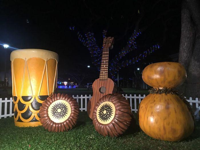 Honolulu City Lights 2017 Aloha Honolulu City Lights Night Celebration Illuminated No People Pumpkin Halloween Holiday - Event