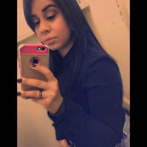 Selfie Mirror Workselfie IPhone Blacknails  Me Photo Pic QuickFlick. Hardlyworking