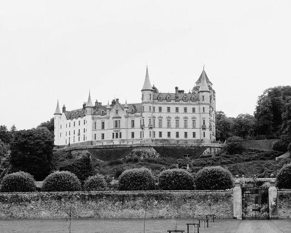Dunrobin Castle Politics And Government Architecture Travel Destinations Outdoors Tree No People Travel Blackandwhite Photography Black & White B&w Blackandwhite Bnw_collection EyeEmNewHere EyeEm Selects Travel Photography The Week On EyeEm Landscape_Collection Landscape_photography Scotland Architecture Beauty In Nature History Black And White Friday An Eye For Travel