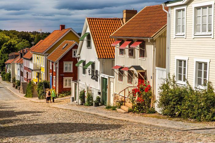Hidden Gems  Wooden House Stonestreet Eyegoodies Ronneby, Sweden Blekinge