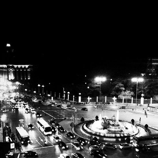 Con vistas a la Cibeles y al inicio de la Gran Vía Madrid FotoDelDia Gf_spain Iphone4 Instagood Statigram Pixoftheday