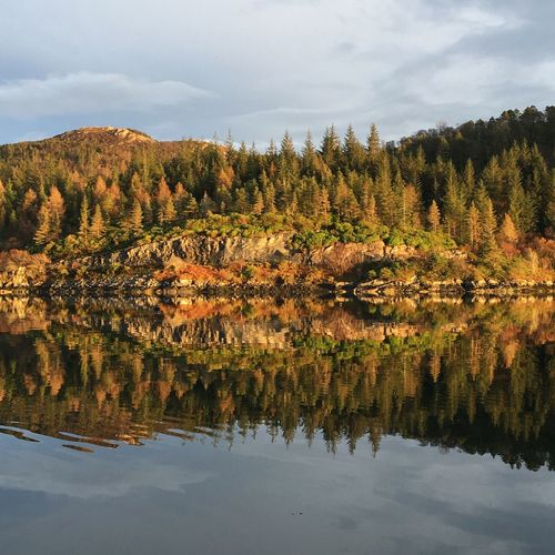 Plockton Scotland VisitScotland ILoveScotland Reflection Reflections In The Water Watermirror Nature Mytinyatlas