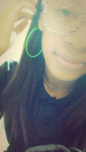 Bright Glasses School Lips Pretty