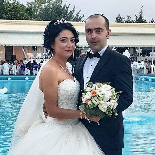 Bir guzel ciftimizide evlendirdik mutluluklari daimi olsun :)
