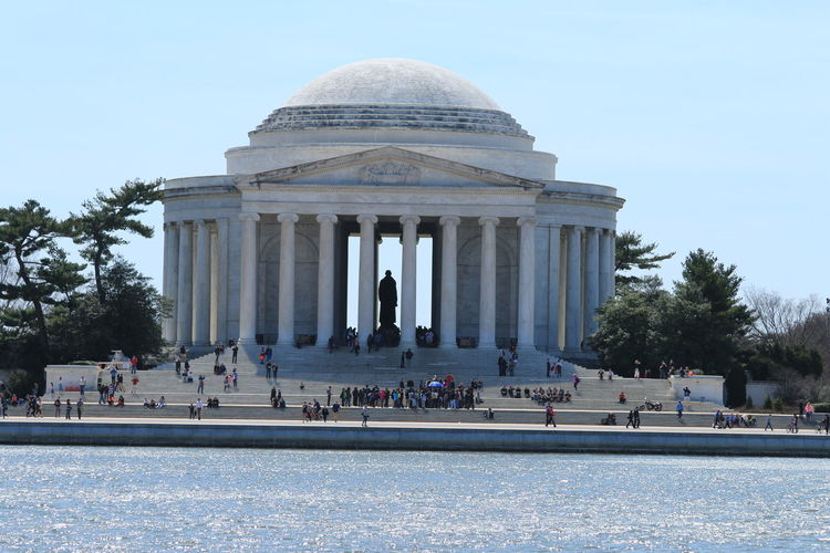 Architecture Architecture Jefferson Memorial National Mall National Monument Outdoors Washington Washington DC