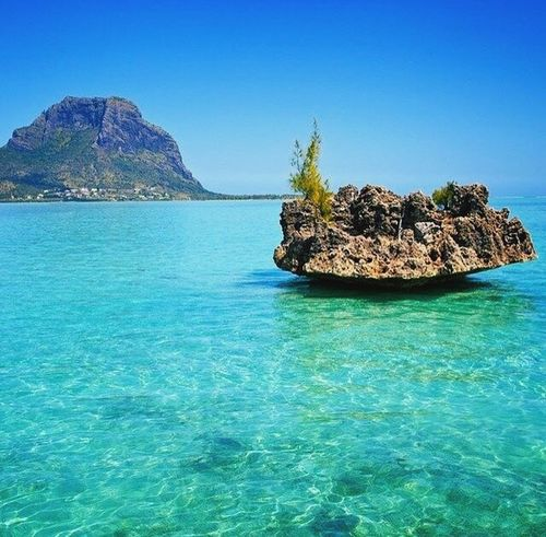 Sea Water Blue Landscape Beach Clear Sky EyeEmNewHere EyeEmNewHere