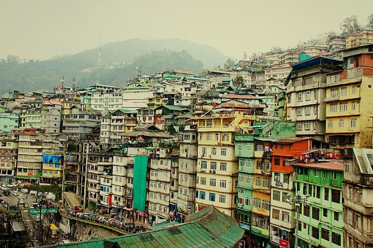 City Architecture Apartment Cityscape Building Exterior Outdoors Organized Life No People Art Is Everywhere Gangtok,India City Life Views From The Sidewalk High Angle View The Street Photographer - 2017 EyeEm Awards The Architect - 2017 EyeEm Awards Visual Feast The Graphic City Mobility In Mega Cities Colour Your Horizn Stories From The City Go Higher Adventures In The City The Street Photographer - 2018 EyeEm Awards